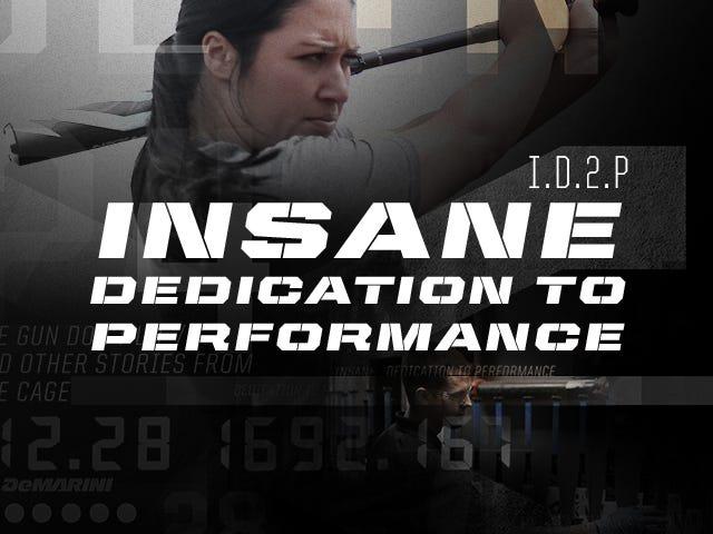 Insane Dedication to Performance