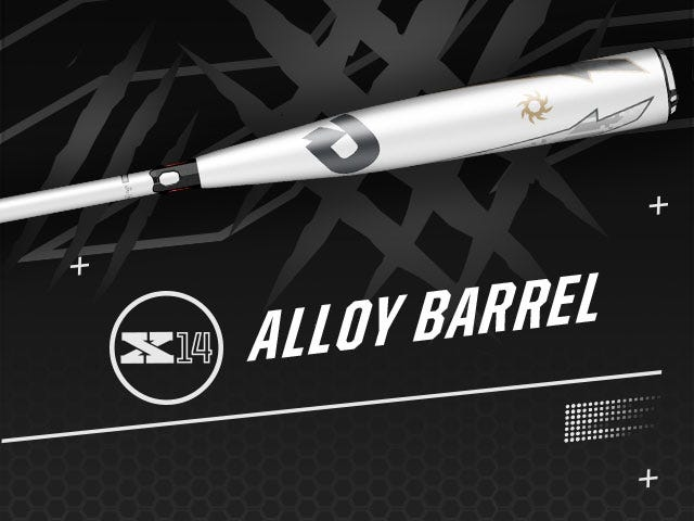 X14 Alloy Barrel