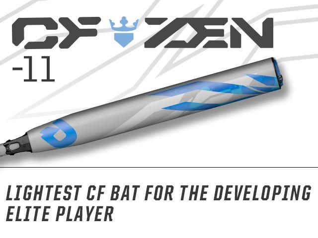 2019 CF ZEN (-11) FASTPITCH BAT