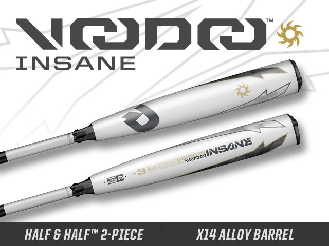 Half & Half 2-Piece X14 Alloy Barrel