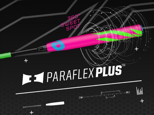Neon Pop Fastpitch Softball Bat | DeMarini
