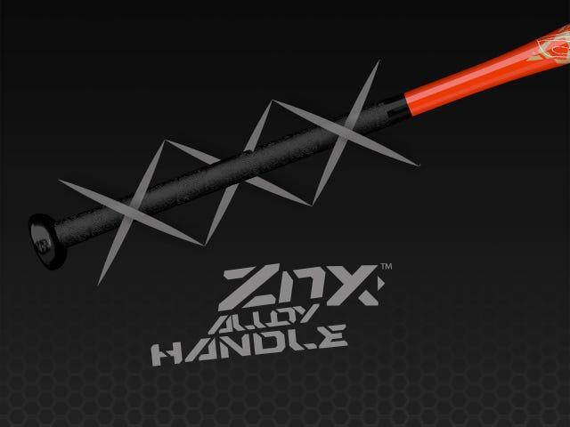 ZnX Alloy Handle