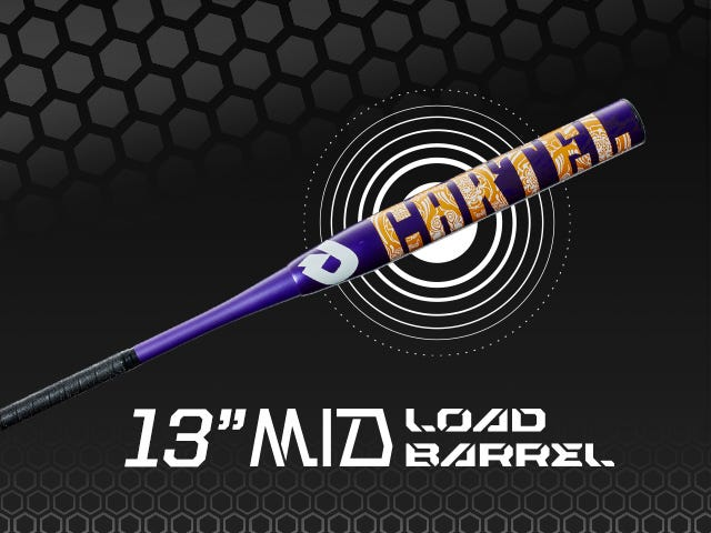 "2021 Lady Cartel 13"" Mid-Loaded Barrel"
