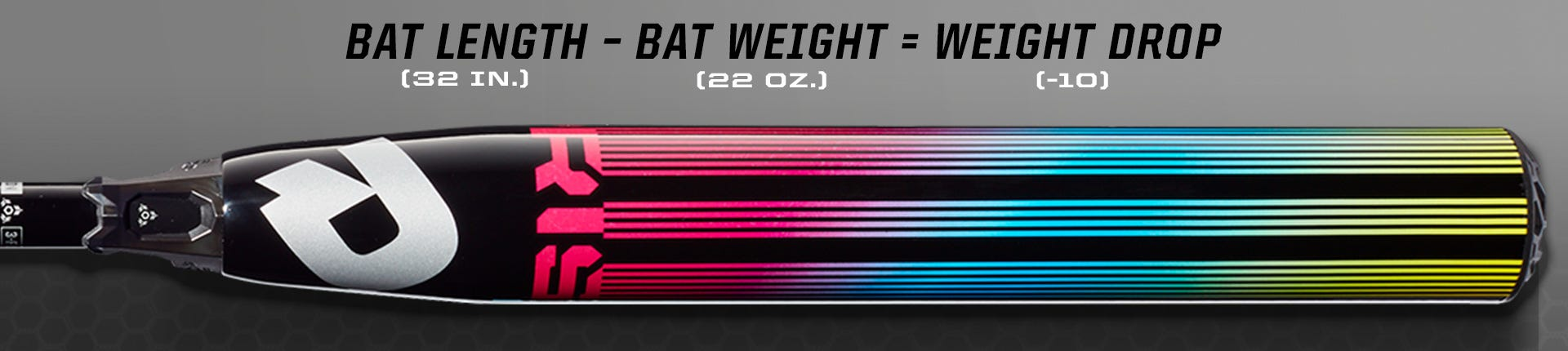 Younger Players Often Use A Lighter Bat Larger Weight Drop And As They Increase Their Skill Level Progress To Heavier Smaller