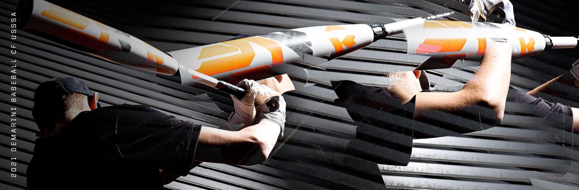 2021 DeMarini CF USSSA Bats Technology Video