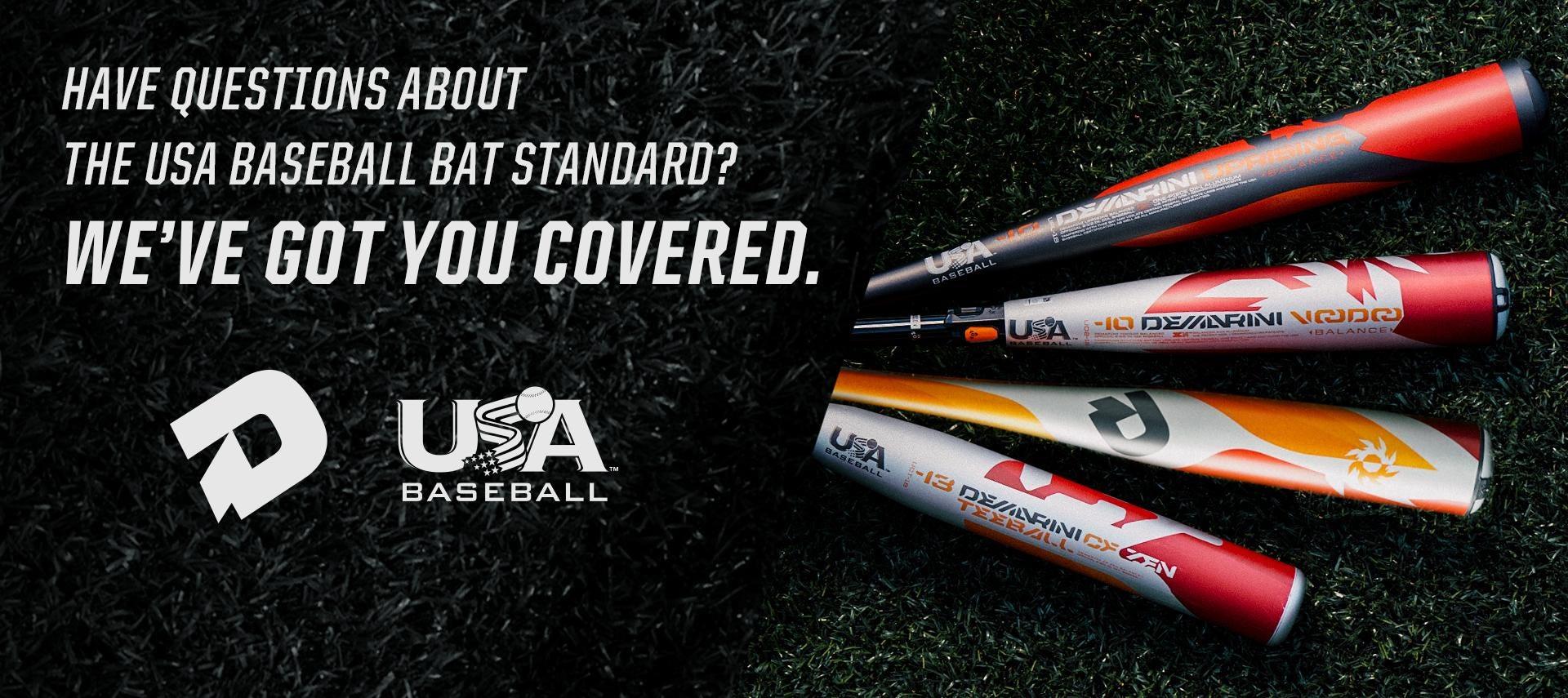 DeMarini How to Choose a Bat - USA Baseball