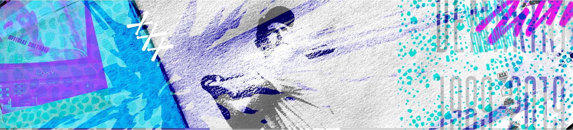 Ray DeMarini Swinging a DeMarini Bat