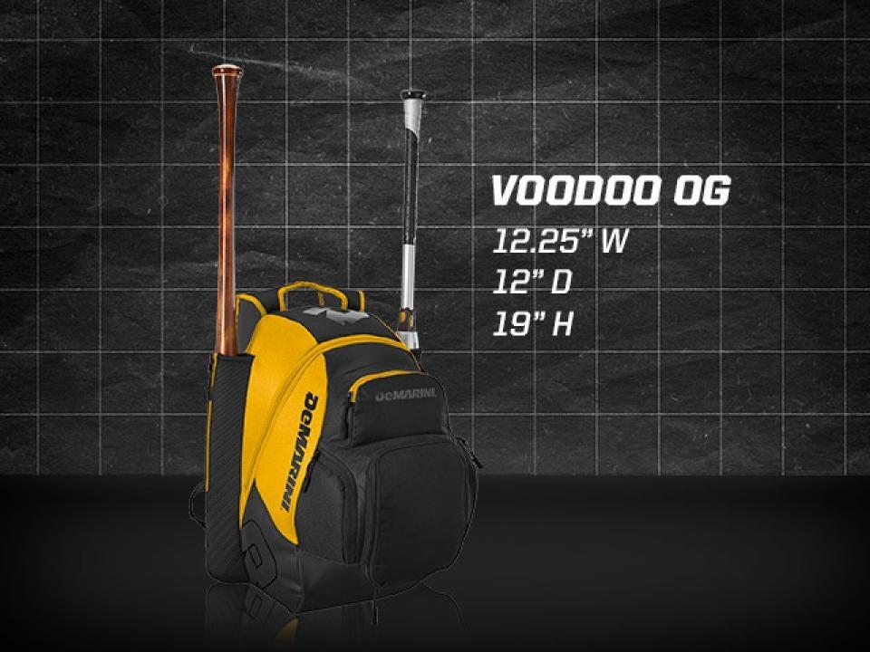 Voodoo OG Dimensions are 12.25